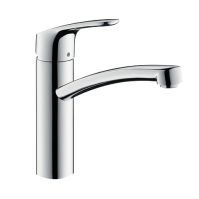 Hansgrohe Focus 160 Chroom