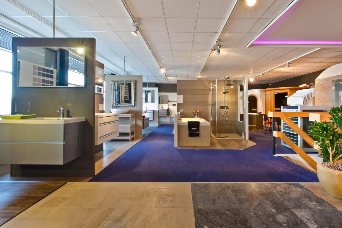 Badkamer Showroom Zutphen : De showroom van gotink installatie uit hengelo gld